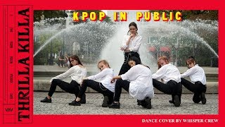 [Kpop In Public Challenge] VAV (브이에이브이) - THRILLA KILLA [쓰릴라킬라] [Dance cover by Whisper Crew Poland]