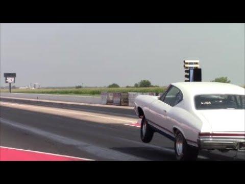 650HP VortecPro 496 Big Block Chevy - Dyno / Drag Test - Part 3