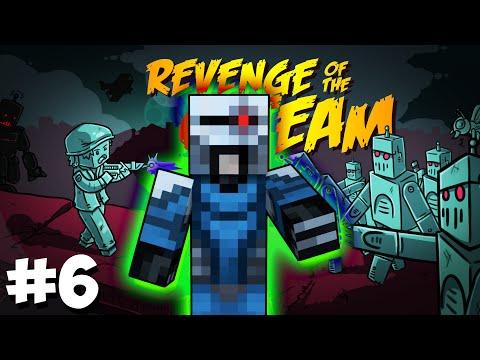 Minecraft: ANDROID PRANK - Revenge of the C-Team Ep. 6