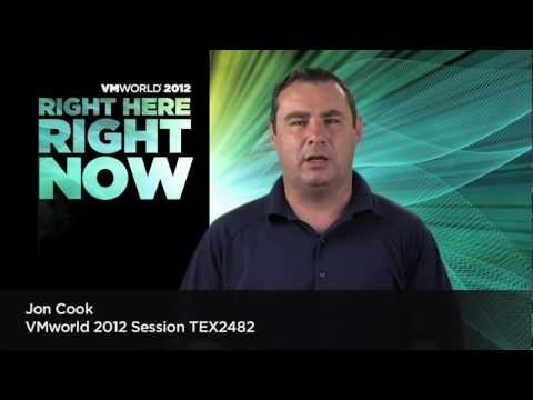 VMworld 2012 Tech Exchange: TEX2482 - Best Practices Using VCloud And VSphere SDKs