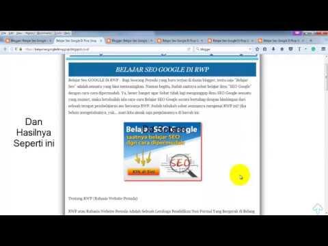 cara-membuat-blog-landing-page-gratis