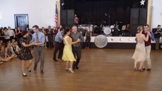 CalBal Classic 2017 - Competition - Amateur Jack & Jill Finals
