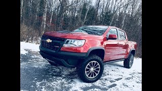 Chevrolet Colorado ZR2 2018 | Complete Review | with Steve Hammes | TestDriveNow