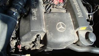 Датчик положения распредвала Mercedes W210