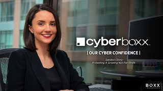 Cyberboxx™ | Our Cyber Confidence: Sandra's Story