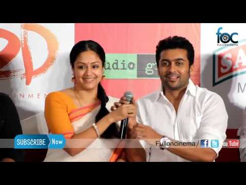 I have given top heroine's salary to Jo - surya
