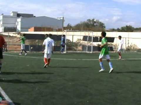 T3P FC VS Anh và Em FC ( giảivô địch CLB bóng đá 5 người Huyện Tuy Phong.mpg
