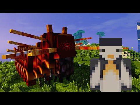 Minecraft crazy craft 3 0 the caterkiller episode 4 for Http test voidswrath com modpacks crazy craft 3 0