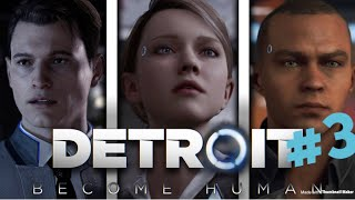 Detroit Become Human|A New Home|Ep.3