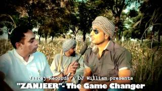 Honey Singh, Karran Jesbir Interview: ZANJEER-THE GAME CHANGER 2011 2012 Punjabi Song