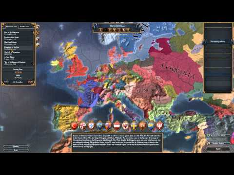 EU4 - Majapahit - Intro