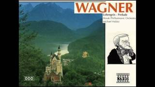 WAGNER - Lohengrin Act 1 Prelude (Slovak Philharmonic Orchestra/Michael Halász)