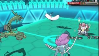 Pokemon ORAS WIFI Battle - Enter the Dragon Type #4 - So Many Potential Megas!