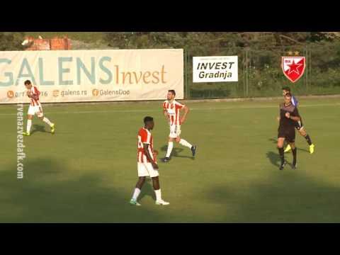 Crvena zvezda - Rudar Pljevlja 0:0, highlights