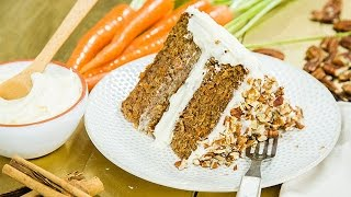 Recipe - Duff Goldmans Carrot Cake with Cream Cheese Frosting - Home & Family