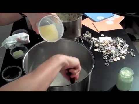 Chef Demo: Jason Hammel - Lula Cafe and Nightwood (Cornmeal Porridge)