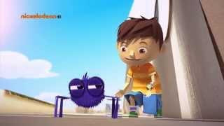 Зак и Кряк-Бумажный паучёк