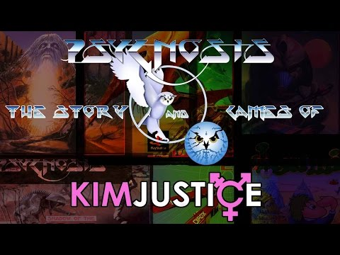 The Story and Games of Psygnosis:  The UK's Greatest Games Company? - Kim Justice