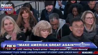INSPIRATIONAL: Jon Voight Donald Trump Inaugural Welcome Speech