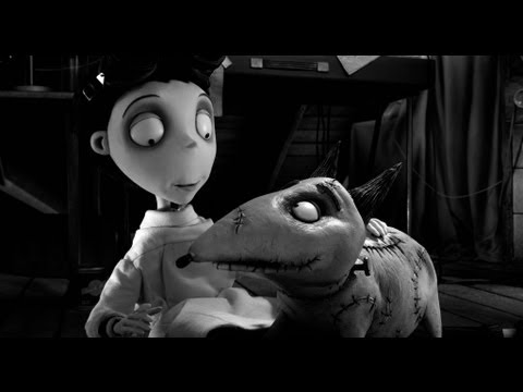 Frankenweenie - Movie Review
