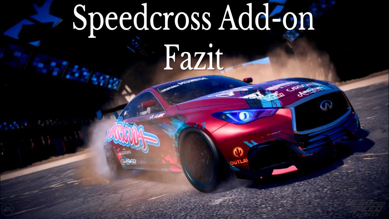 need for speed payback speedcross add on fazit kaufen