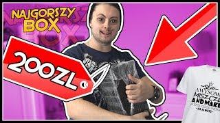OBRZYDLIWY MYSTERY BOX ZA 200 ZŁ ! + *Bonus*
