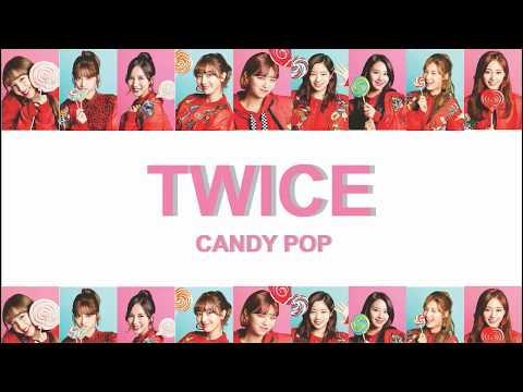 TWICE Candy Pop Easy Lyrics (HD)