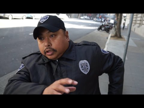 First Amendment Test: Security Guard Threatens to Detain Me & Calls DHS/FPS Federal Police