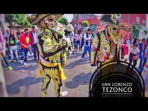 Carnaval San Lorenzo Tezonco 2019 | Comparsa La Cuadra 2019 | Banda La Trakatera - Banda Felinos