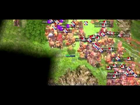 [RO] [GUILDWAR] GGANKZ GUILD 30-10-2012 @FREELIFE-RO [HD 720p]