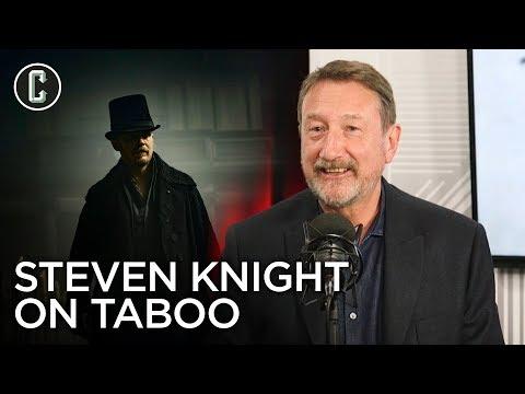 Taboo Season 2 Update from Steven Knight