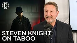 Taboo Season 2 Update from Steven Knight