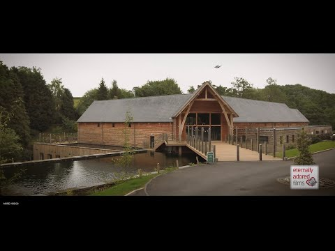 M E L A N I E + A S H L E Y | The Mill Barns, Alveley | Wedding Video Highlight Film