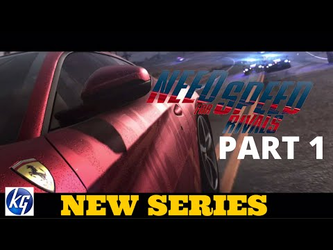 Need For Speed Rivals ps4 gameplay  Walkthrough part 1 choosing sides - COPS OR RACER