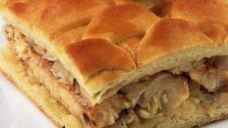 Пирог из щуки рецепт