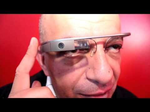 ¡Probamos Google Glass en México!