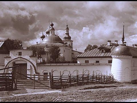 Переславль-Залесский, старинный город, основан 1152, Ярославская область, Россия, фильм 1966 г.
