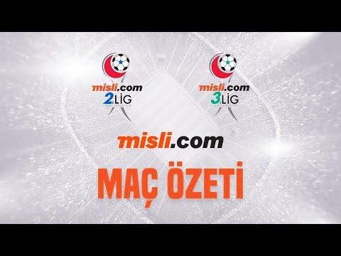 8. Hafta | Kocaelispor 2-1 Ergene Velimeşespor | MisliTv