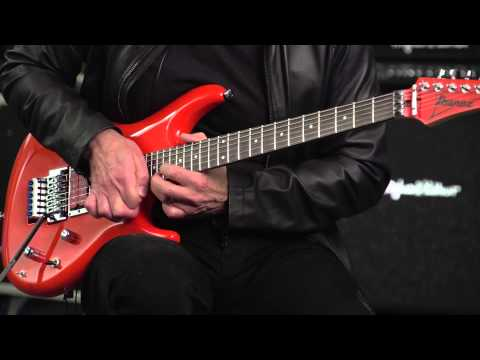 "Joe Satriani Lesson: Go ""Pick Surfing"" with Satch!"