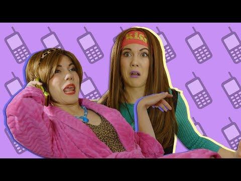 Latina Moms Never Hang Up The Phone
