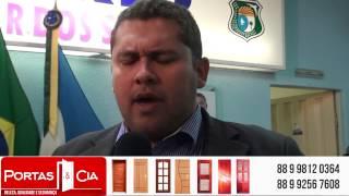Samuel Isidoro defende padronização dos táxis de Quixeré