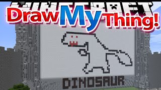 Minecraft Romania: Draw MY THING - CEVA SPECIAL !