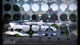 Need For Speed Shift 2 Unleashed Cars List
