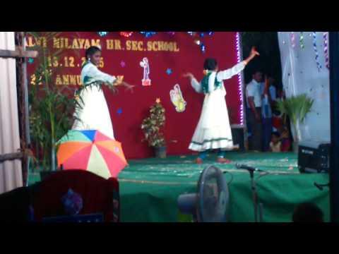 Avinashi AKN schools dance.