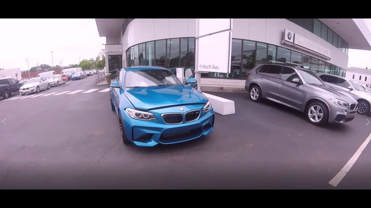 2017 Bmw M2 Review Exhaust Sounds And Walk Around 0 60 In 4 1 Seconds