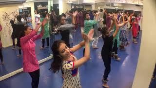 Kathak Workshop | Nayantara Kurma Parpia | PDC | Students | SNDA