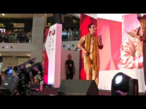 PIKOTARO (B Cam, FullVideo), Day 1, Japan Expo Malaysia, 29 July 2017