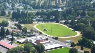 Flight Over Rogue River, Oregon