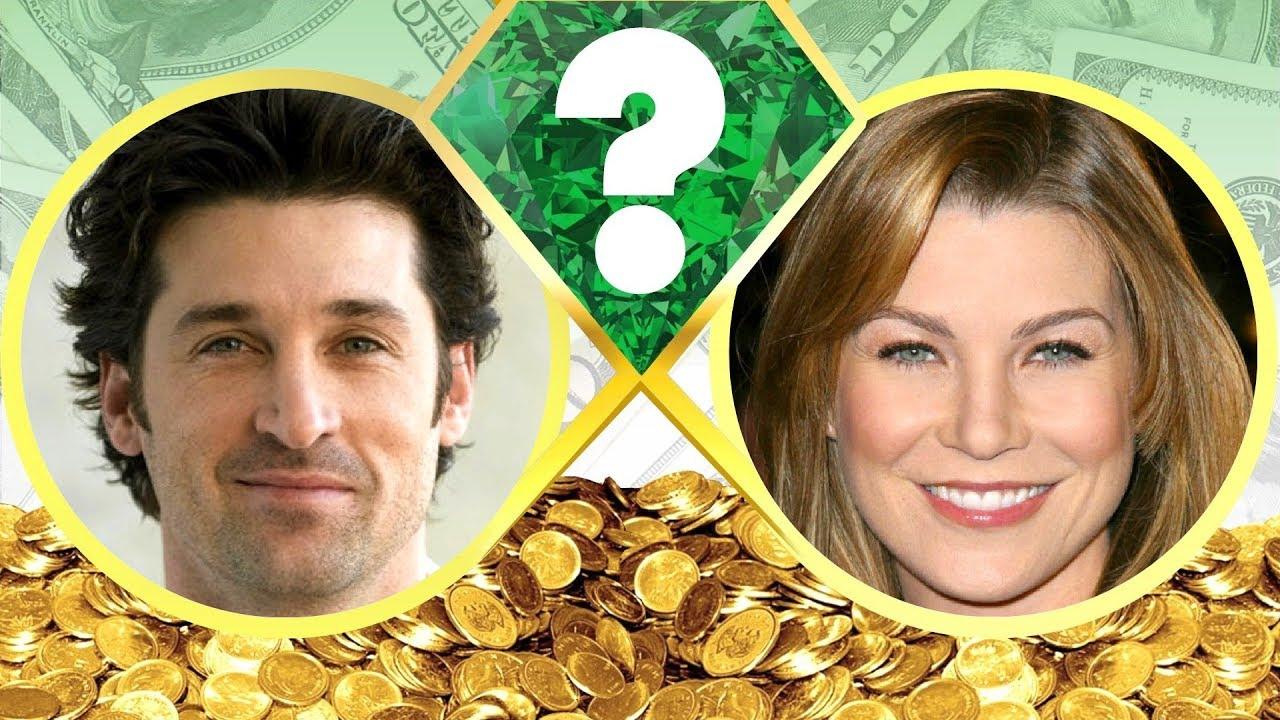 Whos Richer Patrick Dempsey Or Ellen Pompeo Net Worth Revealed 2017