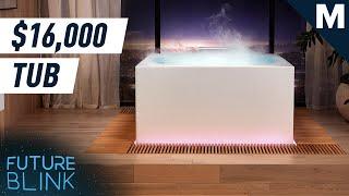 $16,000 Super-Luxe Bathtub | Future Blink